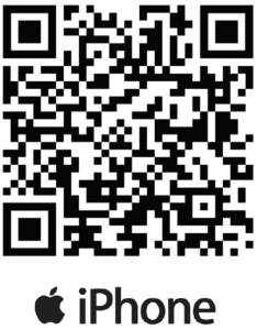 iphone qr code for emergency app